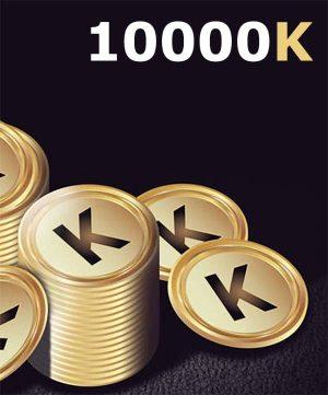 10000 Kredits