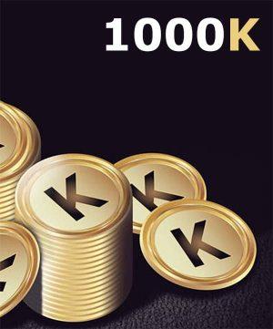 1000 Kredits