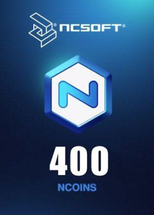 NCSoft 400 NCoins