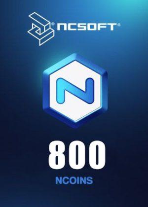 NCSoft 800 NCoins