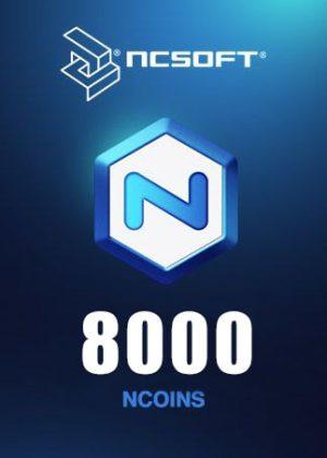 NCSoft 8000 NCoins