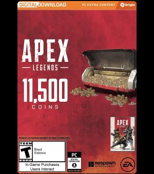 Apex Legends 11500 Coins